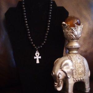 Other - Men's Unisex Handmade Egyptian Ankh necklace